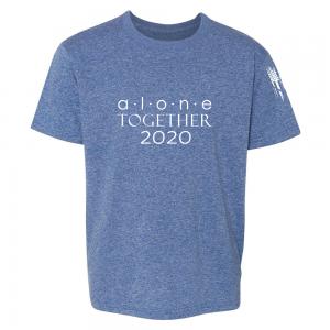 Alone Together 2020 Shirt Blue