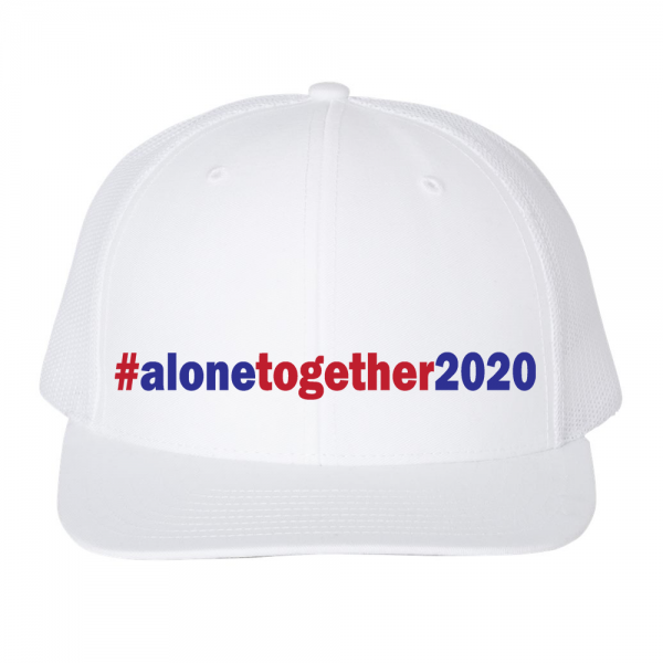 Alone Together 2020 Hat White
