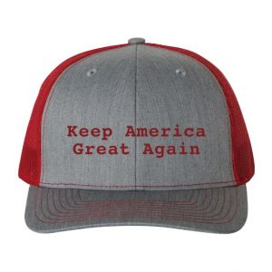 Keep America Great Again Hat Red