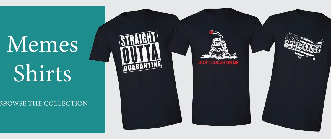 Memes-Shirts