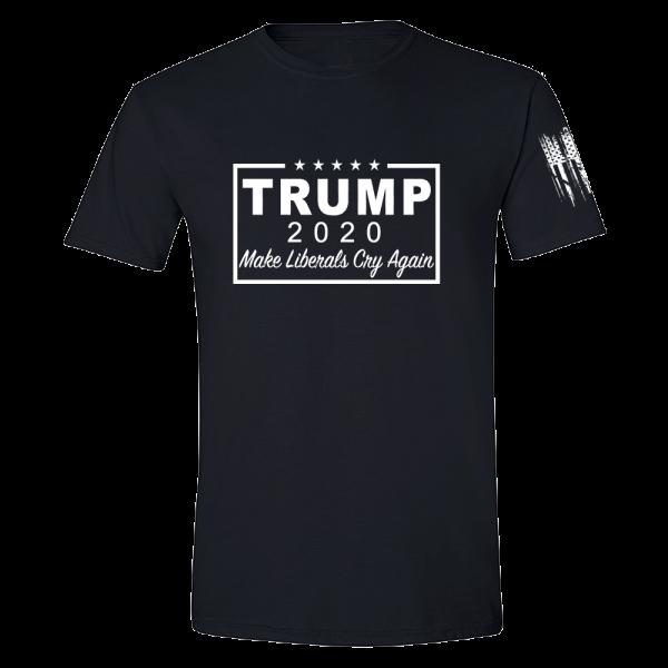 Trump 2020 Shirt Black
