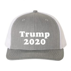 Trump 2020 Hat Grey