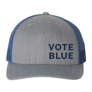 Vote Blue Hat Blue