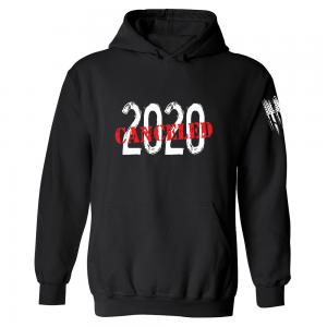 2020 Canceled Hoodie Black