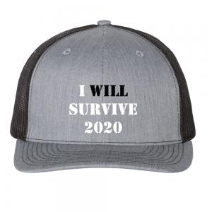 I Will Survive 2020 Hat Black