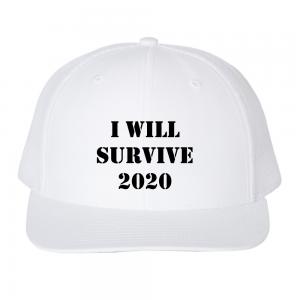 I Will Survive 2020 Hat White