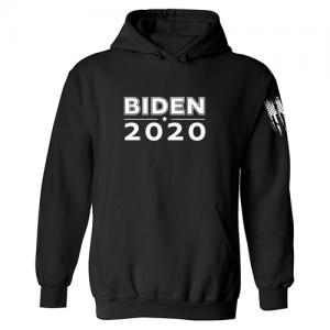 Biden 2020 Hoodie Black