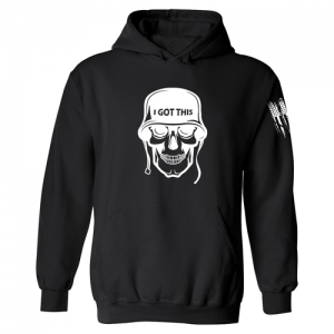 I got this Sons of Anarchy SOA Hoodie Black