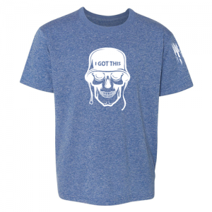 I got this Sons of Anarchy SOA Shirt Blue