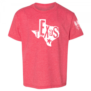 Texas Shirt Red