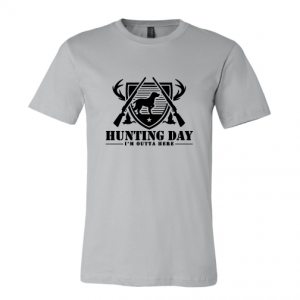 Hunting Day T-shirt
