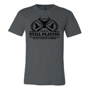 Still Playing T-shirt