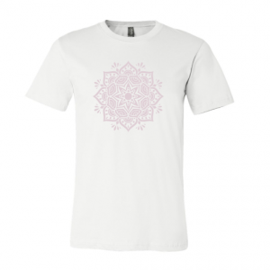Mandala Star T-shirt