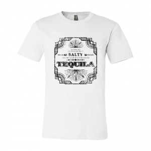 Salty Tequila T-shirt